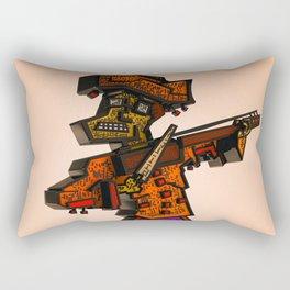 Quadrilmaus Rectangular Pillow