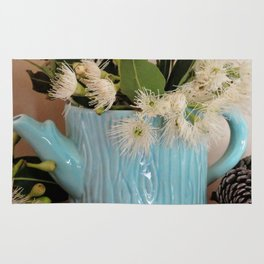 Gum Blossom Rug