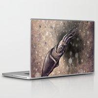 squid Laptop & iPad Skins featuring Squid by Werk of Art