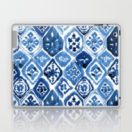 Arabesque tile art Laptop & iPad Skin