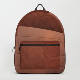 Architectural abstract of the home to the LA Philharmonic, Architect: Frank Gehry Backpack