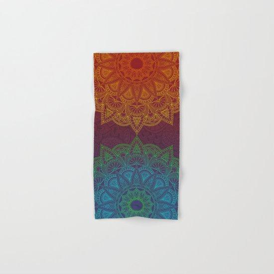 Mandala - twins Hand & Bath Towel
