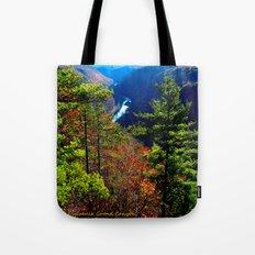 Pennsylvania Grand Canyon Tote Bag