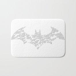 Joker vs. Batma n Bath Mat