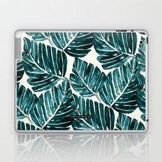 Jungle Leaves Laptop & iPad Skin