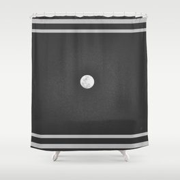 100   hill country Shower Curtain