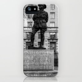 Field Marshal Alan Brooke iPhone Case