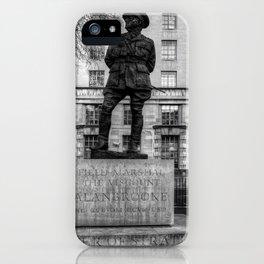 Field Marshal Alan Brooke iPhone Case