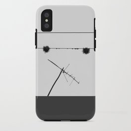 Power Lines II iPhone Case