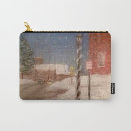 Portland Street Carry-All Pouch