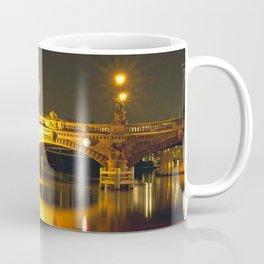 Moltke-Bridge at the river Spree in Berlin Coffee Mug