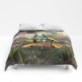 Bog Warden Comforters