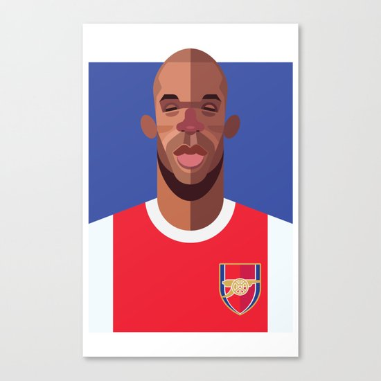 TH14   Gunners Canvas Print