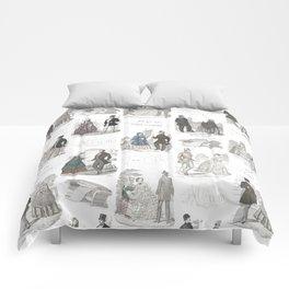 Biedermeier Romance Comforters