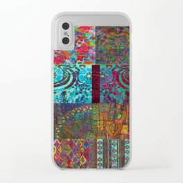 Bohemian Wonderland Clear iPhone Case