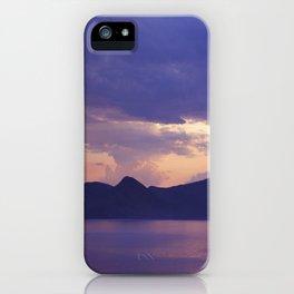 Lake 3 iPhone Case