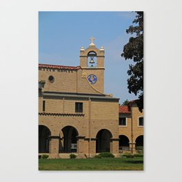 Lourdes University  in the Spring I Canvas Print