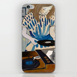 Favourite Song iPhone Skin