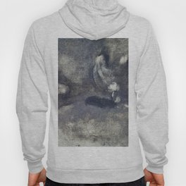 Eugene Carriere - Women Sewing at a Table - Digital Remastered Edition Hoody