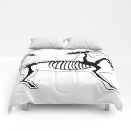 Chimera Skeleton Comforters