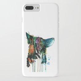 Husky - Anticipation iPhone Case