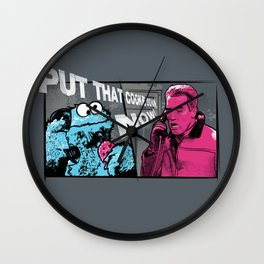 Put that cookie down! Wall Clock