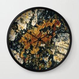 Feldspar Wall Clock