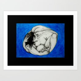 VI Art Print