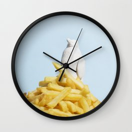 Fries Iceberg Wall Clock