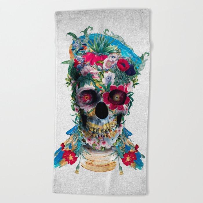 Momento Mori RPE IV Beach Towel