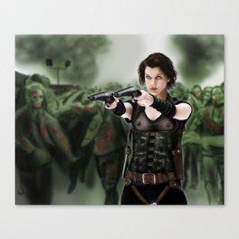 Milla Canvas Print