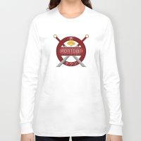 studio ghibli Long Sleeve T-shirts featuring IRONTOWN - Studio Ghibli by Aonair Designs