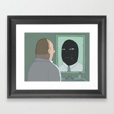 secrets Framed Art Print