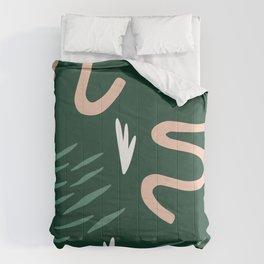 Mod Summer 4 Comforters