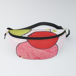 Circling around Fanny Pack