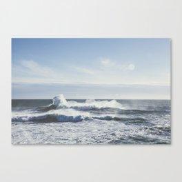 Ocean Mystic Canvas Print