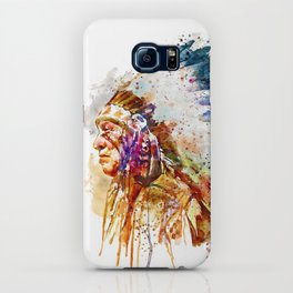 Native American Chief iPhone Case