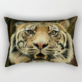 Majestic Tiger Rectangular Pillow