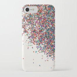Fun II (NOT REAL GLITTER) iPhone Case