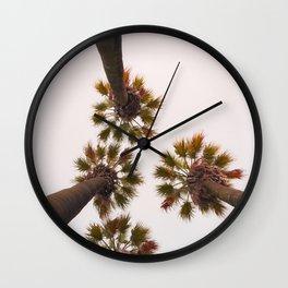 Arecales Wall Clock