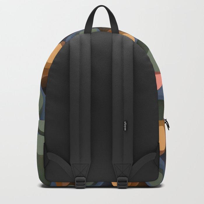 Supreme Pattern Backpack