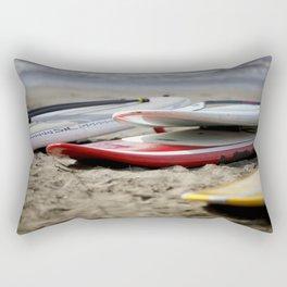 Maui Surf Rectangular Pillow