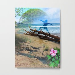 CR Bliss 1 Metal Print