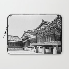 The King's Bed Chambers_Changdeokgung Palace Laptop Sleeve