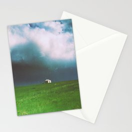 Lonesome Home Stationery Cards