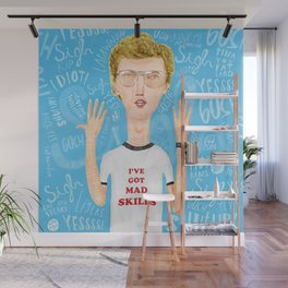 Napoleon, what do you think? Gosh! Wall Mural