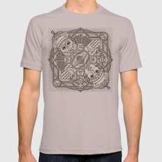 Dumuzi and Geshtinanna SMALL Cinder Mens Fitted Tee