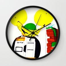 Still III Wall Clock