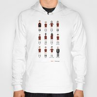 milan Hoodies featuring Milan - All-time squad by All-time squad