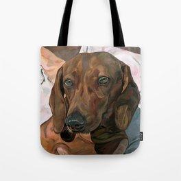 Estranged Tote Bag